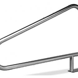 KoolGrips For SRSmith Pool Rail with Flange