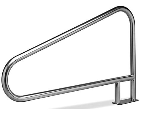 Koolgrips For Srsmith Pool Rail With Flange Kool Grips